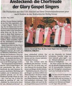 Glory Gospel 001
