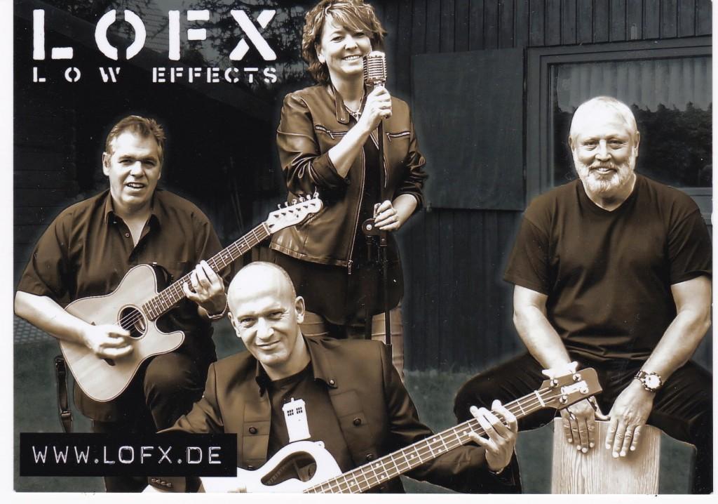 Kneipennacht Gruppe Lofx