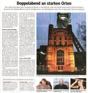 Kulturkirche PR 10.1.14