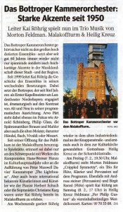 Kulturkirche PR 25.2.14