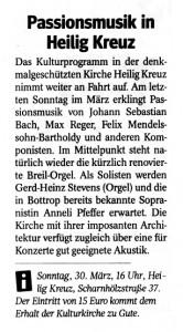 kulturkirche PR 20.3.14