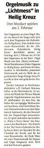 kulturkirche PR 28.1.14
